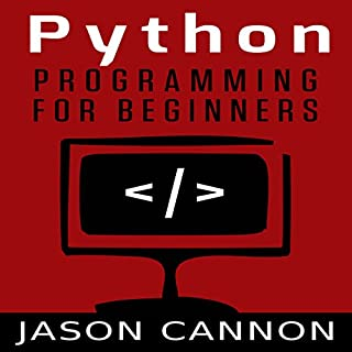 Python Programming for Beginners cover art