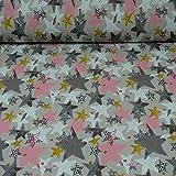 Softshell Star Confetti, Sterne, wind- und wasserabweisend