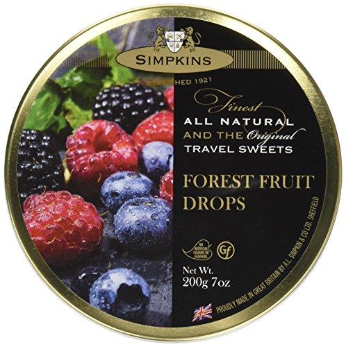 Simpkins Forest Fruit Drops 200g, 12er Pack (12x 200 g)