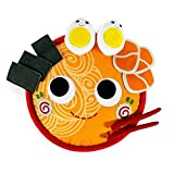 Kidrobot Yummy World Nicole The Ramen Bowl Large Plush Standard
