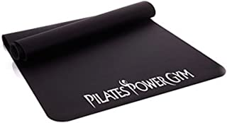 """Pilates Power Gym Deluxe Equipment Floor Mat: Exercise Equipment Floor Protection for All Your In-Home Fitness Equipment (Large Coverage Area 60""""L x 24""""W)"""