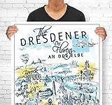 Lieferlokal Stadtposter Dresden in limitierter Auflage -