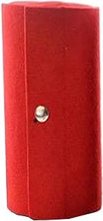 Garrelett Jewelry Boxes Organizers Multilayer Wood Jewelry Cosmetic Gift Storage Trinket Box Elegant Case Red