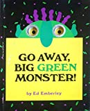 """Go Away, Big Green Monster!"" Book for Children"