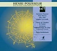 Henri Pousseur: Dichterliebesreigentraum (2000-08-12)
