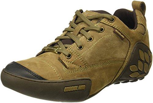 Woodland Men's Tobacco Leather Sneaker-7 UK (41 EU) (GC 1868115)