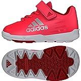 adidas FB X Infant, Zapatos de Primeros Pasos, Rojo (Rojsol/Plamet/Rojint), 27 EU