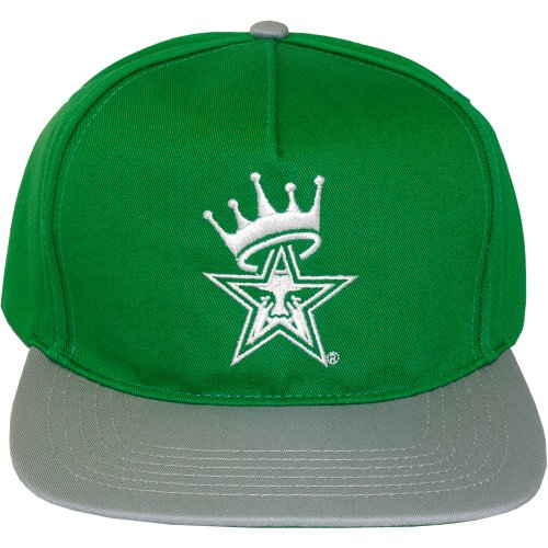 Obey - Casquette Snapback Homme Foul Line - Green/Grey