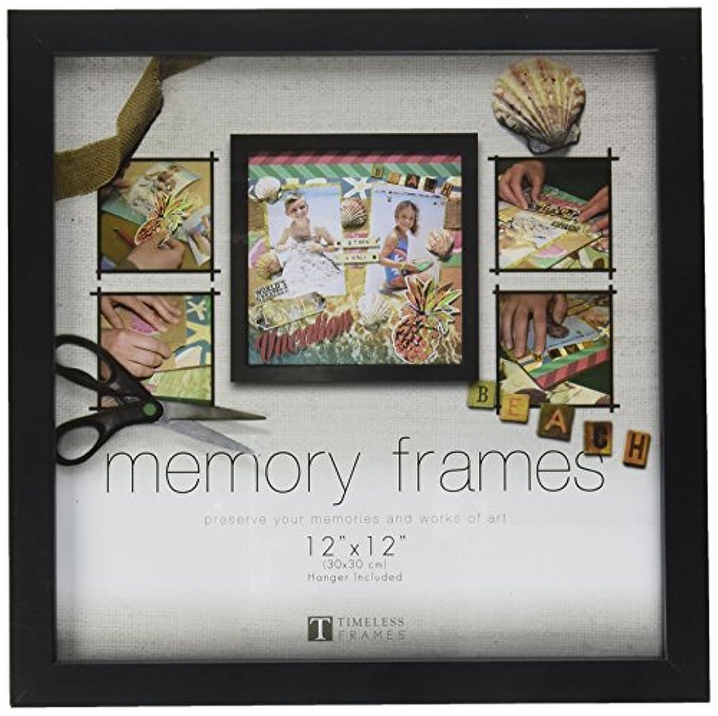 TIMELESS FRAMES INC. 46580 Frame Anna, Black