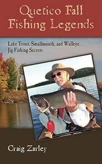 Quetico Fall Fishing Legends: Lake Trout, Smallmouth, and Walleye Jig Fishing Secrets