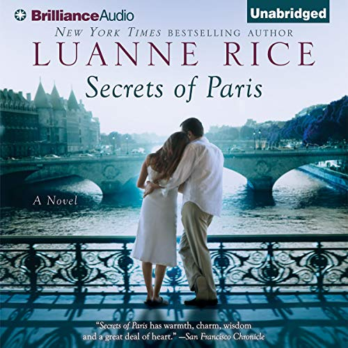 Secrets of Paris cover art