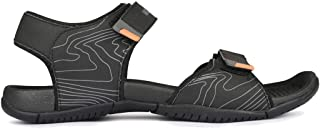 Wildcraft Men's Ridge Black_Grey Sandals and Floaters (51670)