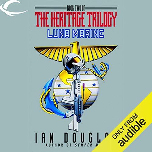 Luna Marine Audiobook By Ian Douglas cover art