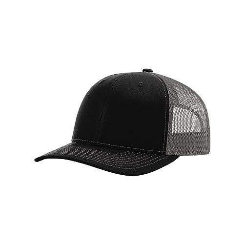 91cabe3dcdd Mesh Back Hat  Amazon.com