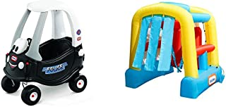 Little Tikes Cozy Coupe Patrol and Wacky Wash - Bundle