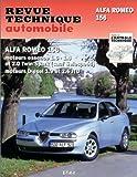 E.T.A.I - Revue Technique Automobile 627 - ALFA-ROMEO 156 - 1997 à 2001