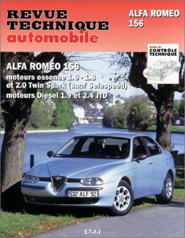 E.T.A.I - Revue Technique Automobile 627 - ALFA-ROMEO 156 - 1997 à...
