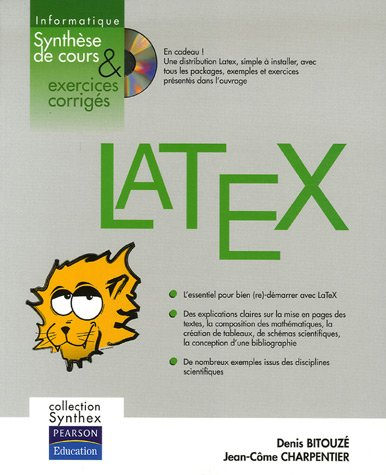Download LaTeX + CD Rom: Collection Synthex 
