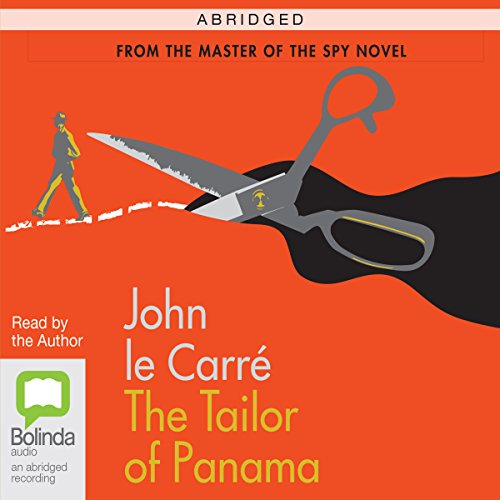 The Tailor of Panama (Abridged) cover art