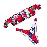 Bikinis - Traje de baño para mujer, talla grande para mujer, talla S-XXXL