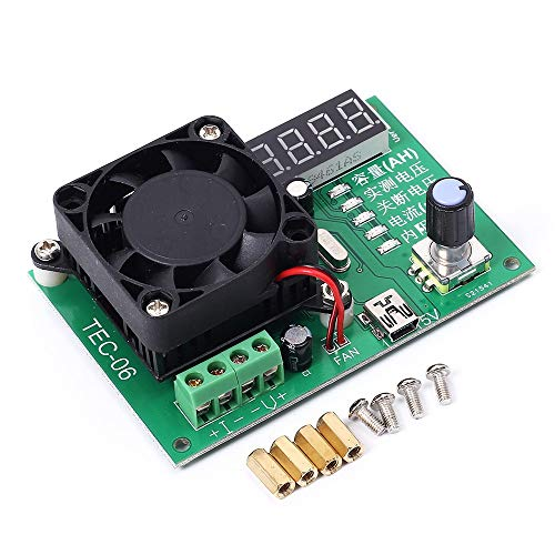 16W 3.5A Batterie Tester Entladung Kapazität Tester Modul,Konstantstrom Elektronisches Lastmodul LED-Anzeige