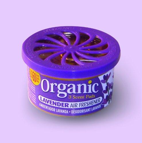 Organic Can Autoduft die Duftdose fürs Auto - Lavendel Lavender