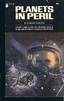 Captain Future #12 Planets in Peril 1405642416 Book Cover