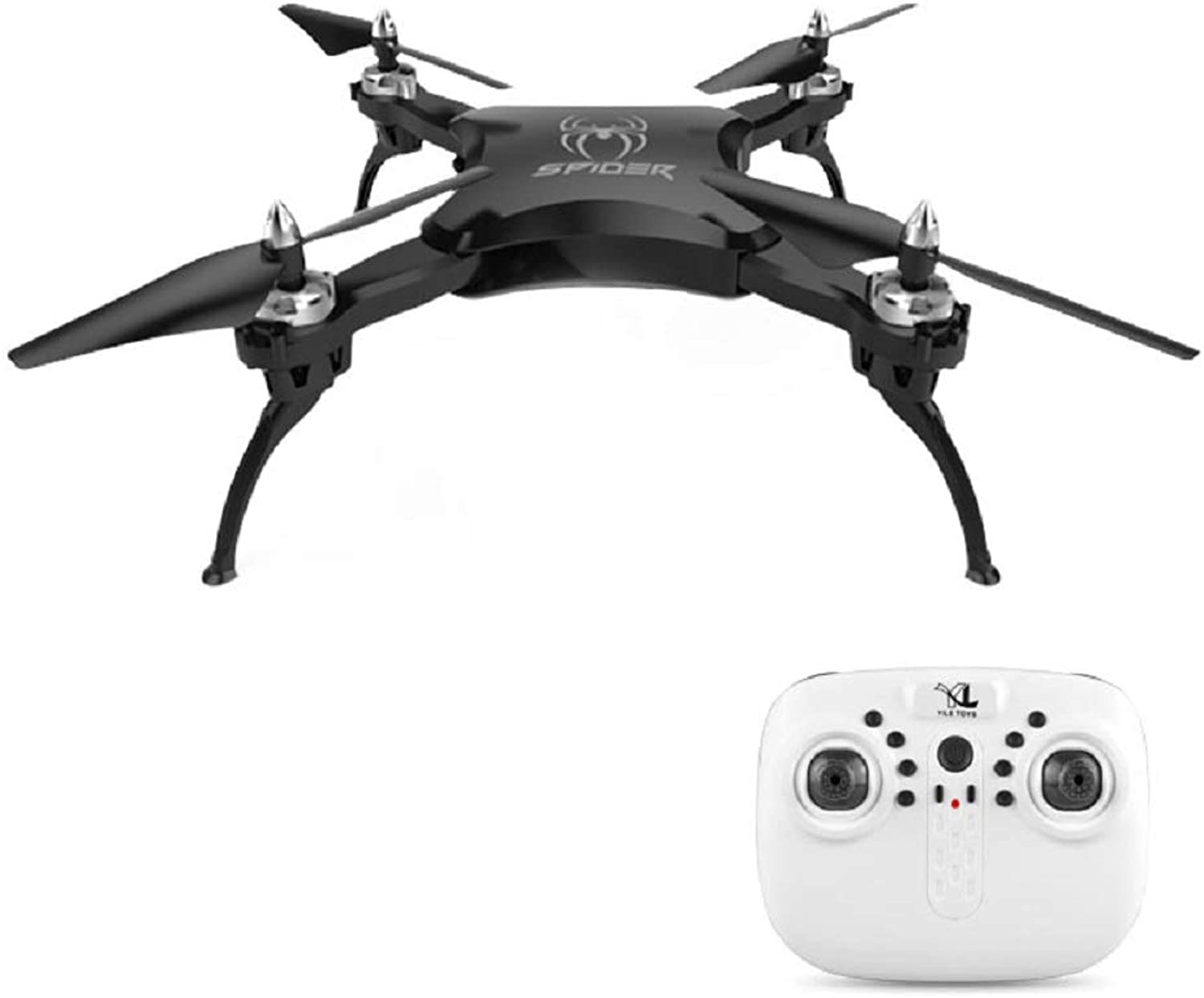 MICRO RC S16 Aerial Drone Folding Quadcopter Aircraft Highly Maintained Remote Control Aircraft 1080P HD Screen