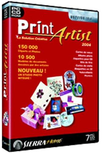 Print artist 2004