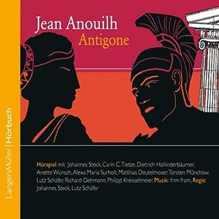 Couverture de Antigone