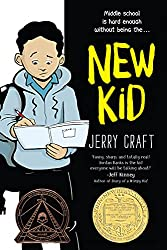 new kid - black middle grade books by black authors about black kids