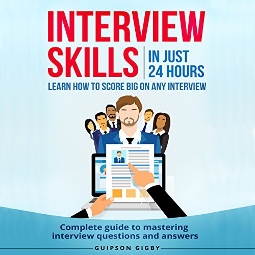 Interview Skills: In Just 24 Hours Titelbild