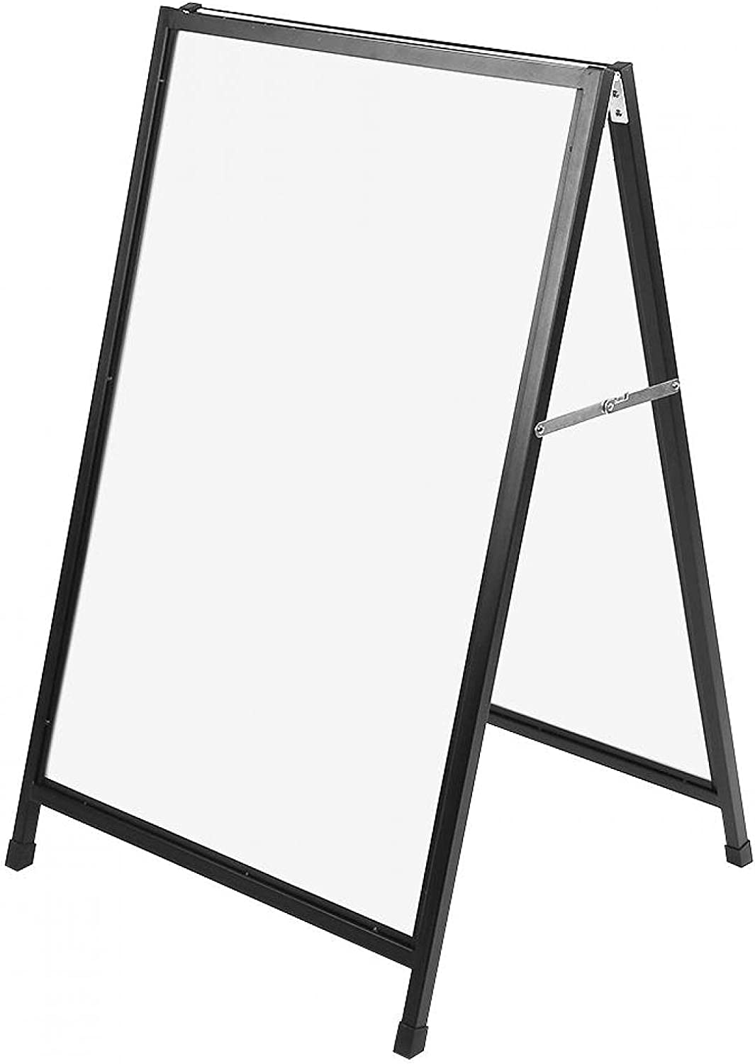 Iron Al sold out. Double-Sided Poster Arlington Mall Frame-Double Side Frame A Sign Sidewalk