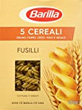Barilla 5 Cereali - Fusilli - 18 confezioni da 400g [7.2kg]