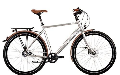 Corratec C29er Trekking One Alfine 11s - Bicicletas trekking para hombre - Plateado Tamaño del cuadro 54 cm 2016