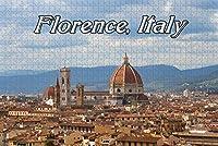 ItalyOldTownFlorenceJigsawPuzzleforAdults1000PieceWoodenTravelGiftSouvenir