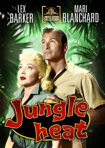 Jungle Heat by Lex Barker