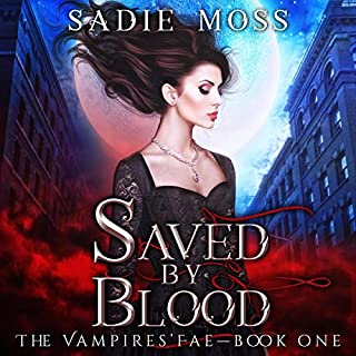 Saved by Blood cover art