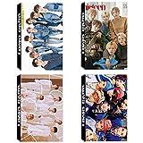 4 Pack / 120 Pcs Pcs KPOP NCT 127, NCT U,NCT Dream...