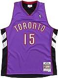 Mitchell & Ness Toronto Raptors 1999-00 Vince Carter Swingman Jersey (Large)
