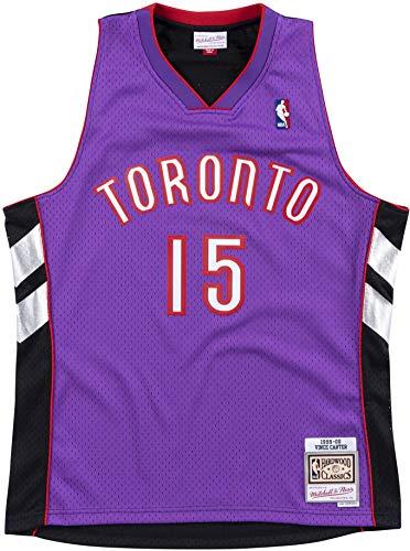 Mitchell & Ness Toronto Raptors 1999-00 Vince Carter Swingman Jersey (Medium)