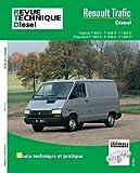 E.T.A.I - Revue Technique Automobile 122.6 - RENAULT TRAFIC I - 1982 à 2000