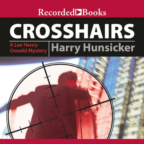 Crosshairs audiobook cover art