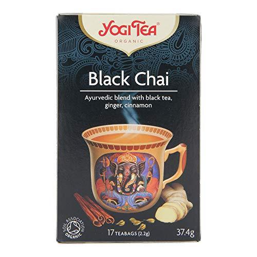 Yogi Tea | Black Chai - og | 1 x 17 bags