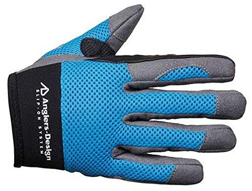 アングラーズデザイン(Anglers Design) スリップオンオフショアグローブ ADG-15BL ブルー 3L