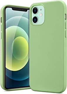"""JOYLAND Silicone Case for iPhone 12 Mini,5.7"""",Liquid Silicone Covers Phone Case (with Microfiber Lining),Protective Phone ..."""