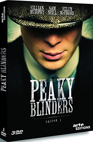 Peaky Blinders - Saison 1 [Francia] [DVD] [DVD] (2015) Cillian Murphy; Sam Ne...