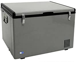 یخچال و فریزر قابل حمل Whynter FM-65G 65-quart قابل حمل ، پلاتین