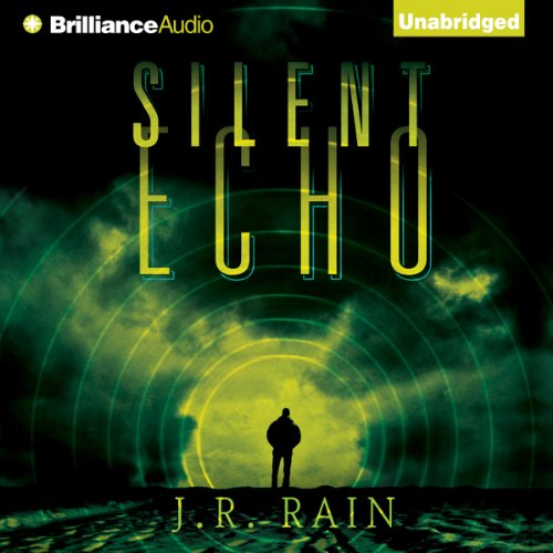 Silent Echo audiobook cover art