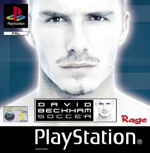 David Beckham Soccer (gebraucht) PS1